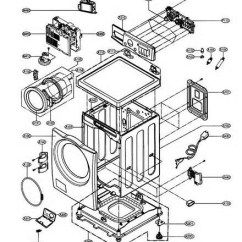 Fisher Paykel Washing Machine Parts Diagram Ecu Wiring Honda Civic Dryer | Automotive Images