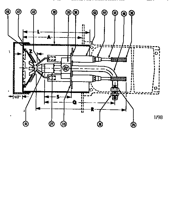 Wiring Diagram: 34 Oil Burner Parts Diagram