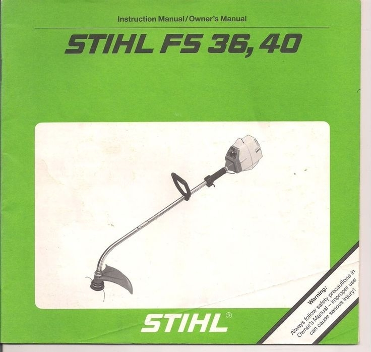 Stihl Fs40c Trimmer Parts Diagram Engine Car Parts And Component