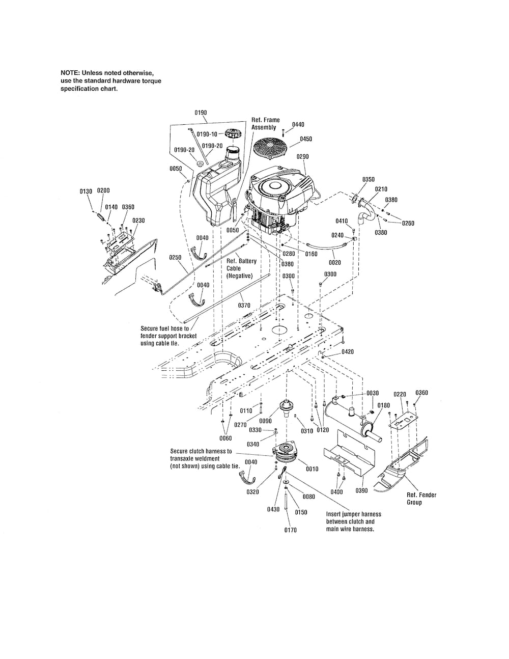 23 Hp Vanguard Wiring Diagram Onan 16 HP Wiring Diagram