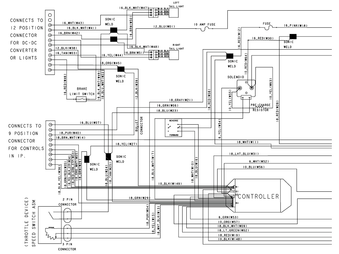 2001 36 volt club car wiring diagram different types of headaches precedent and best printable
