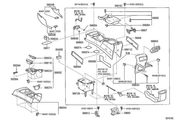 2005 Toyota 4runner Parts Diagram : 33 Wiring Diagram