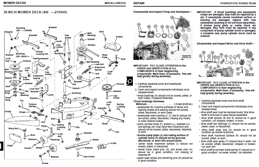 Fs45 Stihl Parts Manual