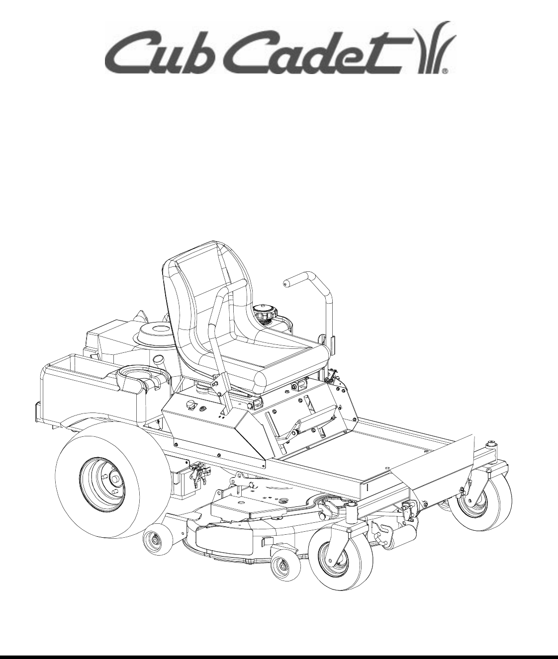 Cub Cadet Lawn Mowers 53Aa5D2L100 Pdf Parts List Free