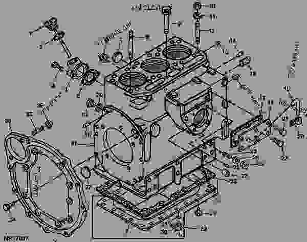 [DIAGRAM] For John Deere 1050 Tractor Wiring Diagram FULL