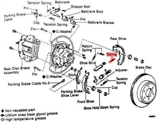 Toyota Sequoia Parts Diagram Periodic Diagrams Science