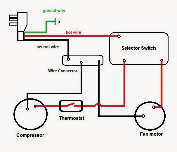 central air conditioning wiring diagram