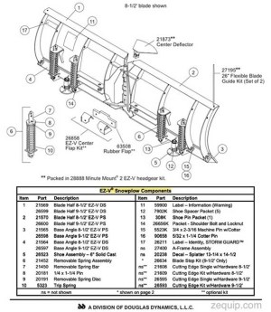 Fisher Snow Plow Parts Diagram | Automotive Parts Diagram