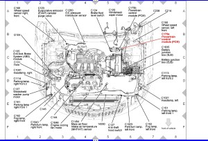 Focus Engine Parts Diagram Wiring Wiring Diagram For