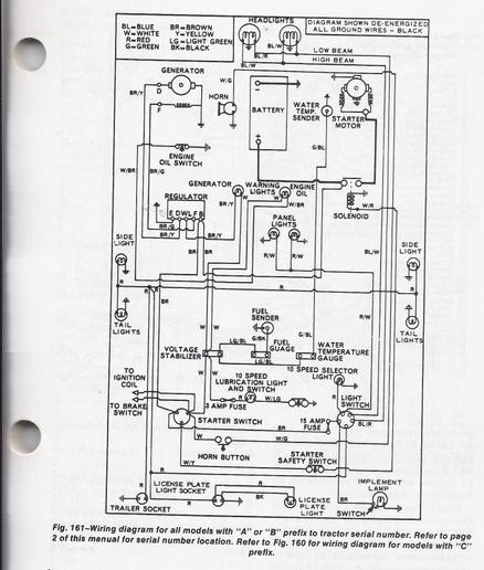 1964 ford 2000 tractor wiring diagram awesome 1966 ford 2000 tractor ...