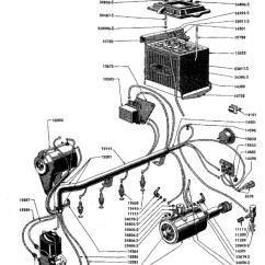 Ford 9n Wiring Diagram Sony Xplod Cdx Gt210 8n Tractor Parts | Automotive Images