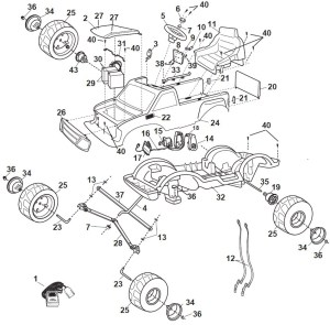 1995 Ford F150 Parts Diagram | Automotive Parts Diagram Images