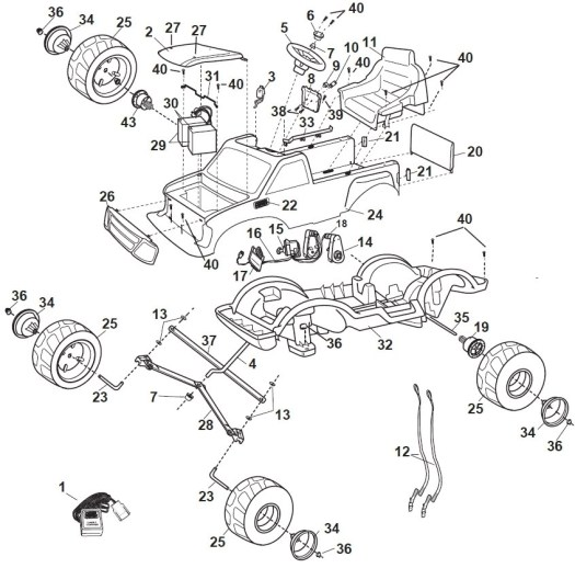 2002 ford f150 parts diagram  u2013 periodic  u0026 diagrams science