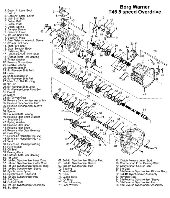 Mazda Engine Diagrams