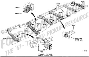 Ford F150 Body Parts Diagram | Automotive Parts Diagram Images