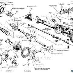 Wheel And Axle Diagram Wild Wolf Dana 60 Front Parts Automotive