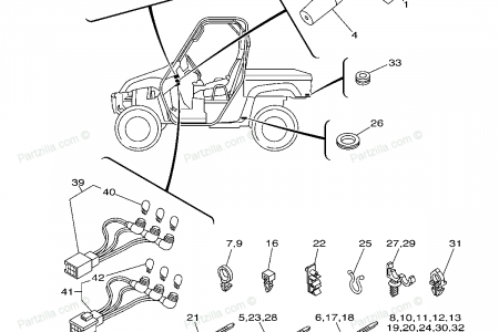 Grizzly 660 Wiring Diagram : 26 Wiring Diagram Images