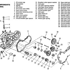2000 Sportster 1200 Wiring Diagram 2 Phase Transformer Harley Davidson Motorcycle Parts   Automotive Images
