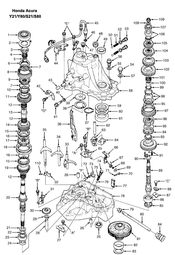 Allison Transmission Parts Diagram : 34 Wiring Diagram