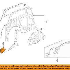 Honda Odyssey Sliding Door Parts Diagram Mile Marker 8000 Winch Wiring Automotive