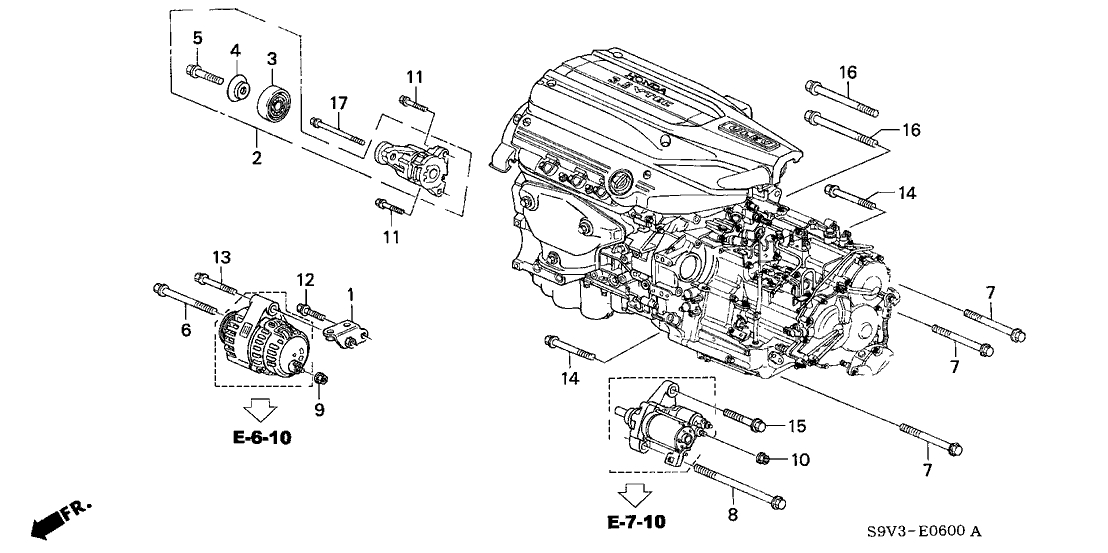 Wiring Diagram: 29 2003 Honda Pilot Parts Diagram