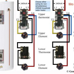 Wiring Diagram For Whirlpool Electric Water Heater Parts Of An Atom Gas Hot Automotive
