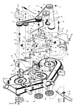 Huskee Lawn Tractor Parts Diagram | Automotive Parts