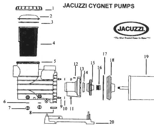 American Standard Jetted Tub Replacement Parts. Universal