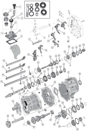 1998 Jeep Grand Cherokee Parts Diagram | Automotive Parts