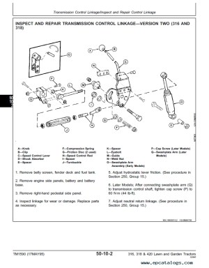 John Deere 420 Parts Diagram | Automotive Parts Diagram Images