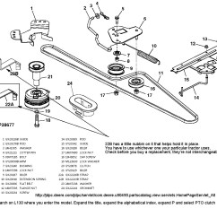 John Deere 320 Drive Belt Diagram Oil Pressure Safety Switch Wiring 160 Lawn Tractor Parts Automotive