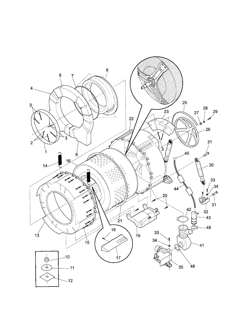 wiring diagram for front load washer auto electrical wiring diagram Toyota Camry related with wiring diagram for front load washer