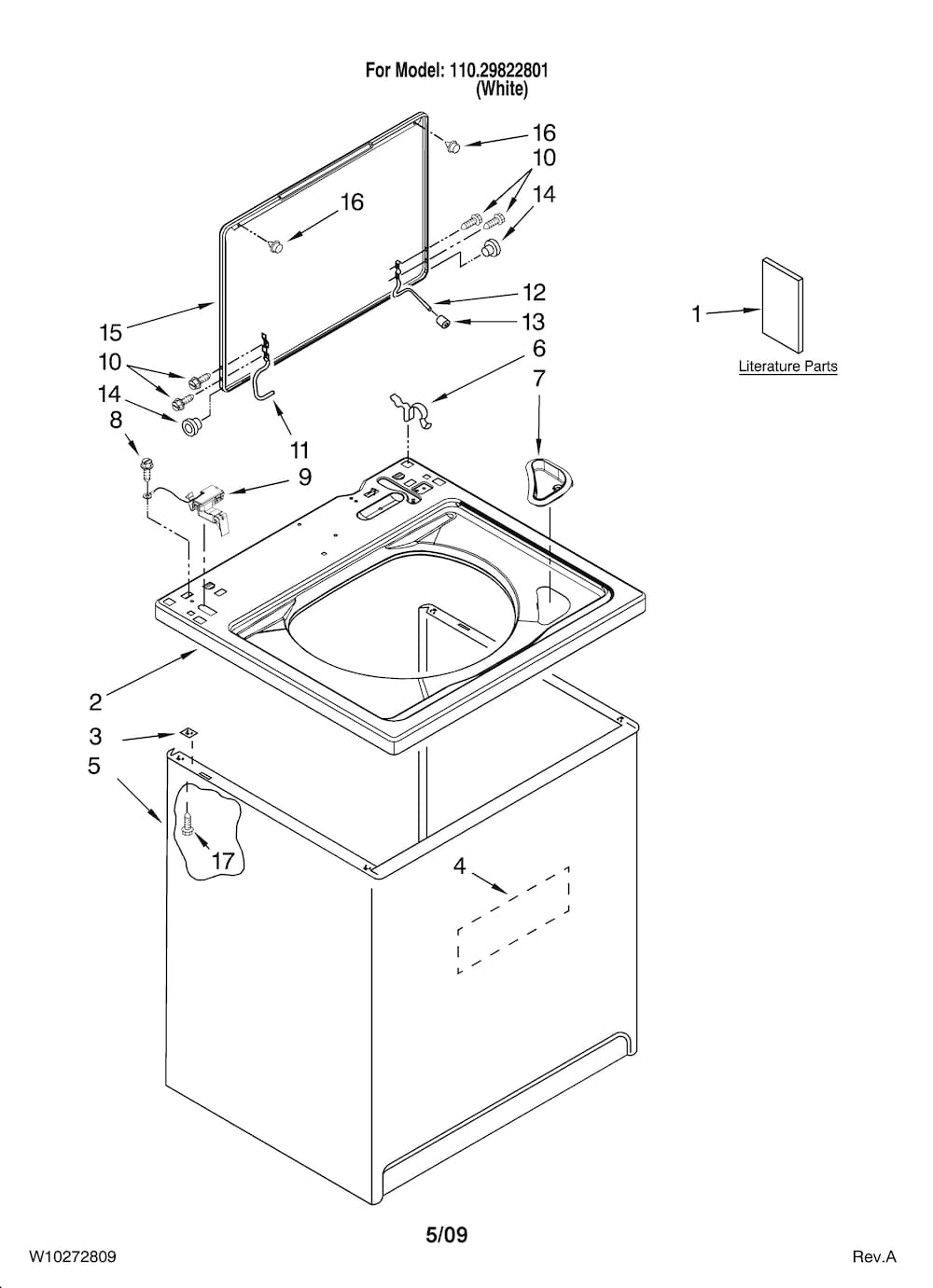 kenmore residential washer parts model 11029822801 sears for kenmore 90 series washer parts diagram?resize\\\=840%2C1160\\\&ssl\\\=1 kenmore appliance wiring diagrams on kenmore download wirning diagrams kenmore refrigerator wiring diagram at eliteediting.co