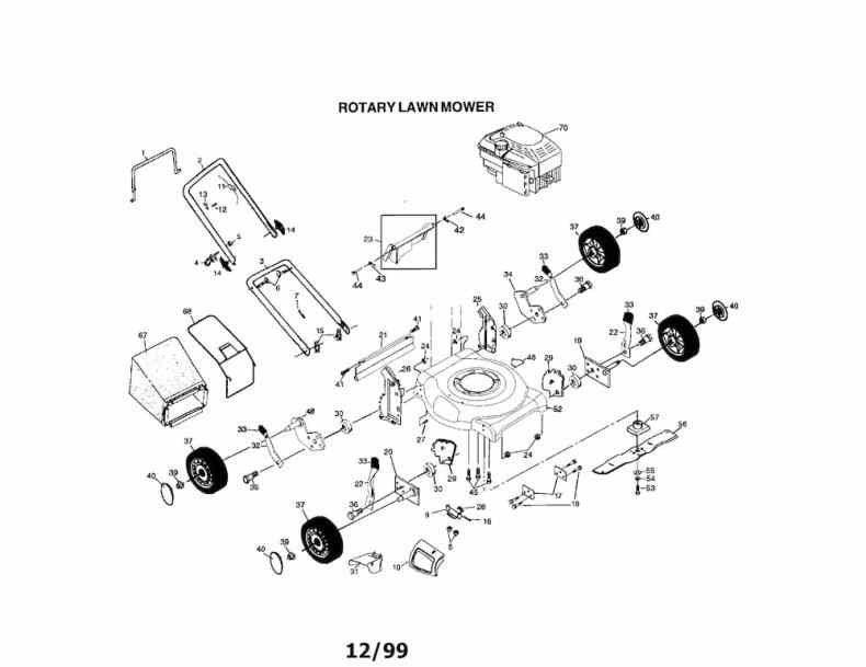 Honda 1011 Riding Mower Parts Diagram. Honda. Auto Wiring
