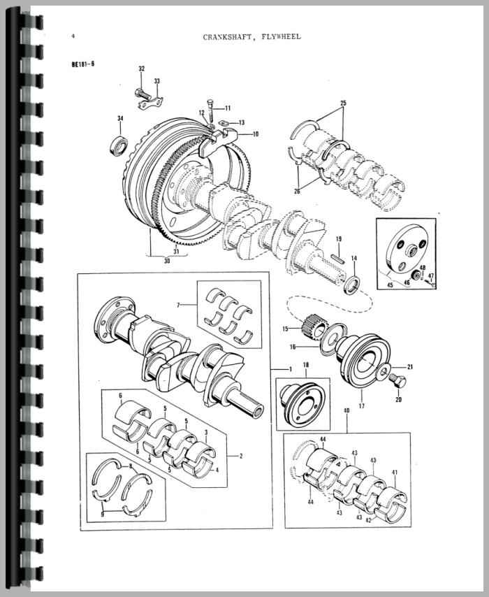 Ford Tractor Parts Diagram Automotive Images. Ford. Auto