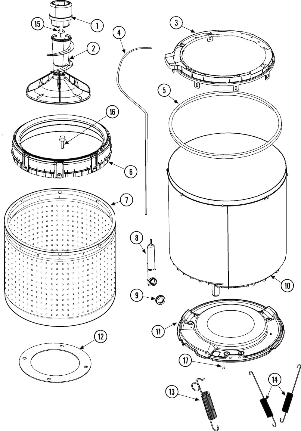 wiring diagram for maytag neptune washer