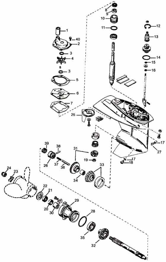 Force Outboard Manual