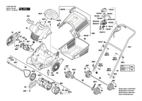 BOSCH NEXXT 500 WASHER SERVICE MANUAL