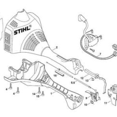 Stihl Fs 85 Trimmer Parts Diagram Ps2 To Usb Adapter Wiring Rc Tractor | And Intended For 56 ...
