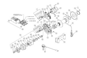 Warn Atv Winch Parts Diagram | Automotive Parts Diagram Images