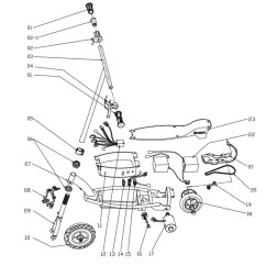 Daisy 880 Parts Diagram Fujitsu Ductless Wiring Tiger Skeleton Tank For Powerline ...