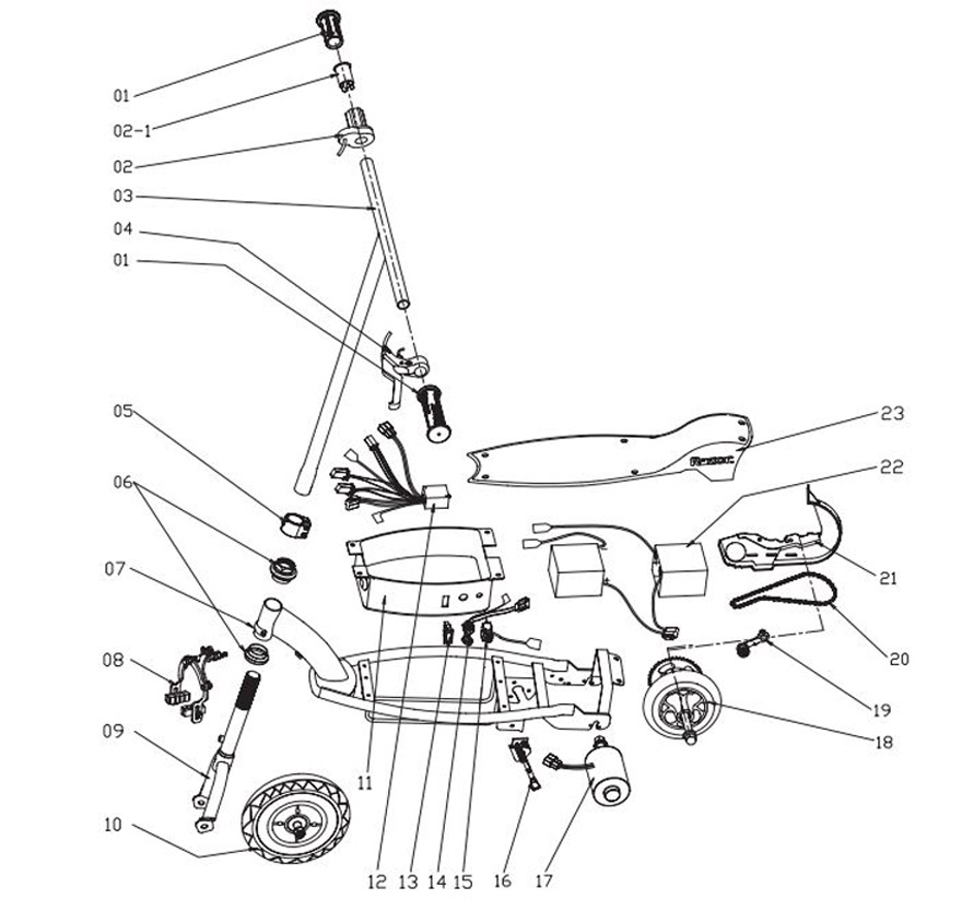 daisy 880 parts diagram 2001 dodge grand caravan sport wiring tiger skeleton tank for powerline ...