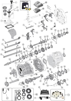 2007 Jeep Wrangler Parts Diagram | Automotive Parts