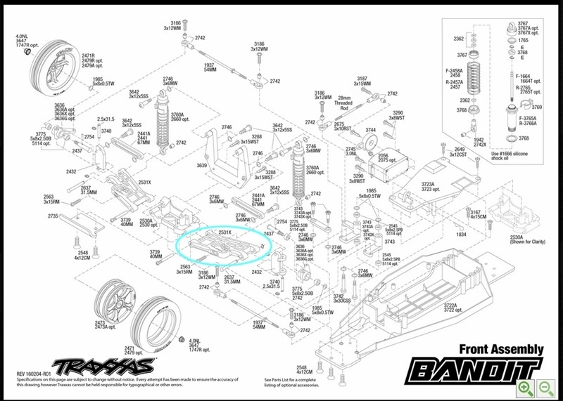 related with traxxas slash 4x4 wiring diagram