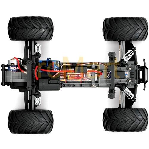Traxxas Stampede Vxl Parts Diagram