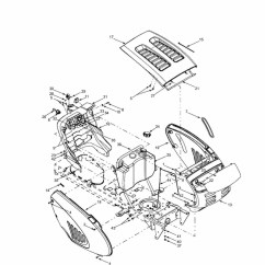 Troy Bilt Mower Parts Diagrams Wiring Diagram For 1990 Chevy Silverado Radio Craftsman Self Propelled Lawn
