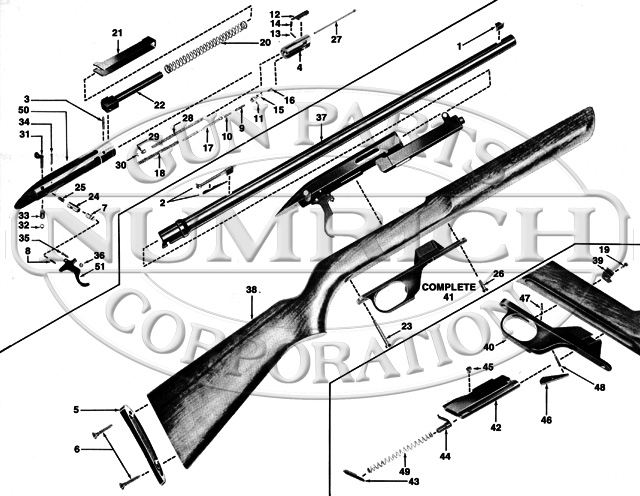 Winchester 100 Schematic Related Keywords & Suggestions