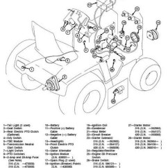 John Deere 318 Starter Wiring Diagram 2001 Holden Rodeo Stereo 212 Parts | Automotive Images
