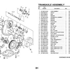 Yamaha G2 Golf Cart Wiring Diagram 2003 Ford F150 Starter Solenoid Parts | Automotive Images