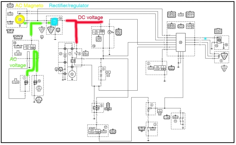 Wiring diagram yamaha vixion travelwork info jzgreentown wiring asfbconference2016 Image collections